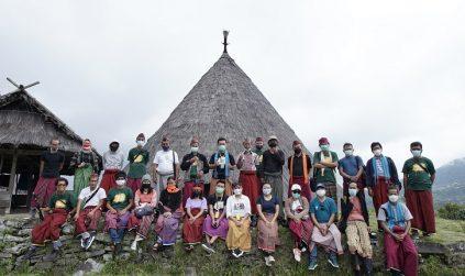 Flores Writers Festival: Ludung Wa Mai Tanan, Hidup Selaras dengan Alam
