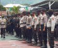 13 Amanat Kapolda NTT untuk Pasukan Pengamanan Pilkada Manggarai