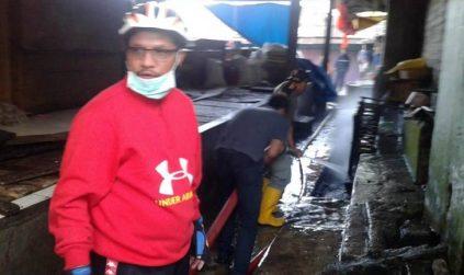 Ingin BebaskanKota Ruteng dari Predikat Kota Terkotor,Ini Langkah yang Diambil Bupati Deno