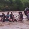 Video detik detik 6 siswa hanyut saat outbond di Madiun, 2 Tewas