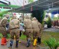 Waspada, 9 Kecamatan di Manggarai Masuk Zona Merah COVID-19