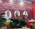 PMKRI Ruteng Gelar Seminar Nasional Tentang Dana Desa