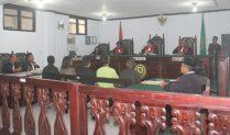 Saksi money politic di Persidangan : Uang yang Dibagikan Terdakwa Milik Caleg Magdalena Manul