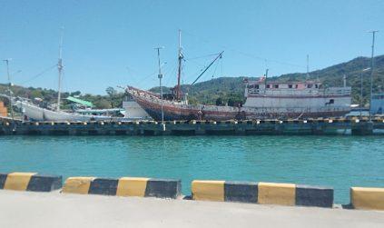 Varian Delta Masuk NTT, Pelabuhan Kedindi Reo Perpanjang Aturan Pembatasan Angkutan Kapal