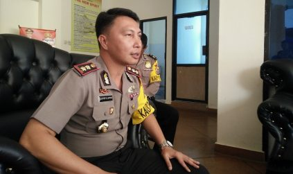 """Kapolres : Anggota Polri yang """"Bermain"""" di Pilkada Matim Pasti Ditindak"""
