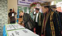 Menteri Koperasi Resmikan Gedung Kopkardios, Gubernur Lebu Raya Daftar Jadi Anggota