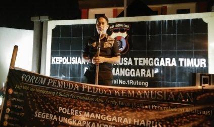 Sudah Ada Tersangka Penembakan Ferdinandus,Polisi Sebut Ini Lebih Pelik dari Kasus Jessica Wongso