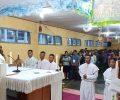 Khidmatnya Misa Malam Natal di Penjara Ruteng