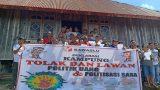 Jelang Pemilu, Bawaslu Manggarai Roadshowke Rumah Adat Kampanye Tolak Politik Uang