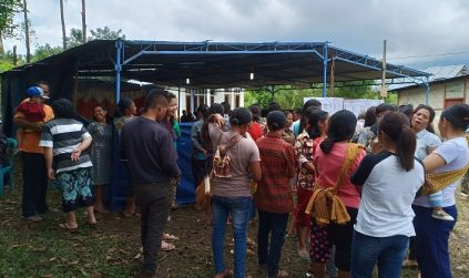 Di Manggarai, Surat Suara Pemilu Tertukar Antar Dapil
