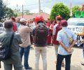 Caleg PAN di Satar Mese Barat Terlibat Politik Uang, Mahasiswa dan Masyarakat Demo KPU dan Bawaslu