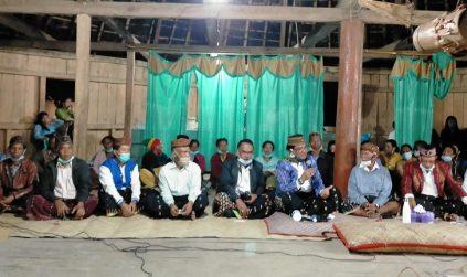 Kampanye di Beokina Deno-Madur Bicara Spirit Penyelamatan Tokoh Motang Rua