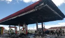 SPBU di Ruteng Terbakar, Dua Sepeda Motor Hangus