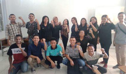 Dorong Semangat Menulis, KESA Selenggarakan Pelatihan Jurnalistik