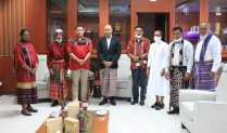 Gubernur Laiskodat Gandeng Lembaga Agama Atasi Stunting di NTT