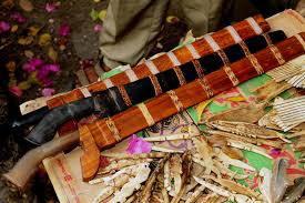 Senjata Tradisional nusa tenggara yang mempesona