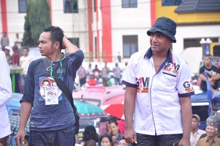 Garda Muda DM1,Tapak-tapak Orang Muda di Pentas Politik