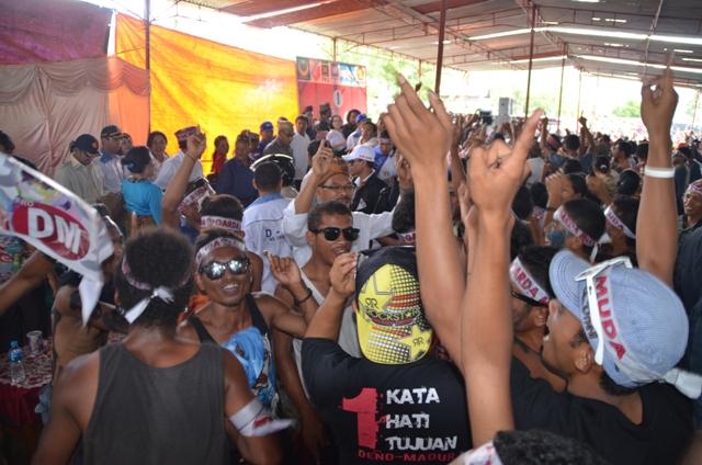 Garda Muda DM Ungkap Politik Uang Di Cibal