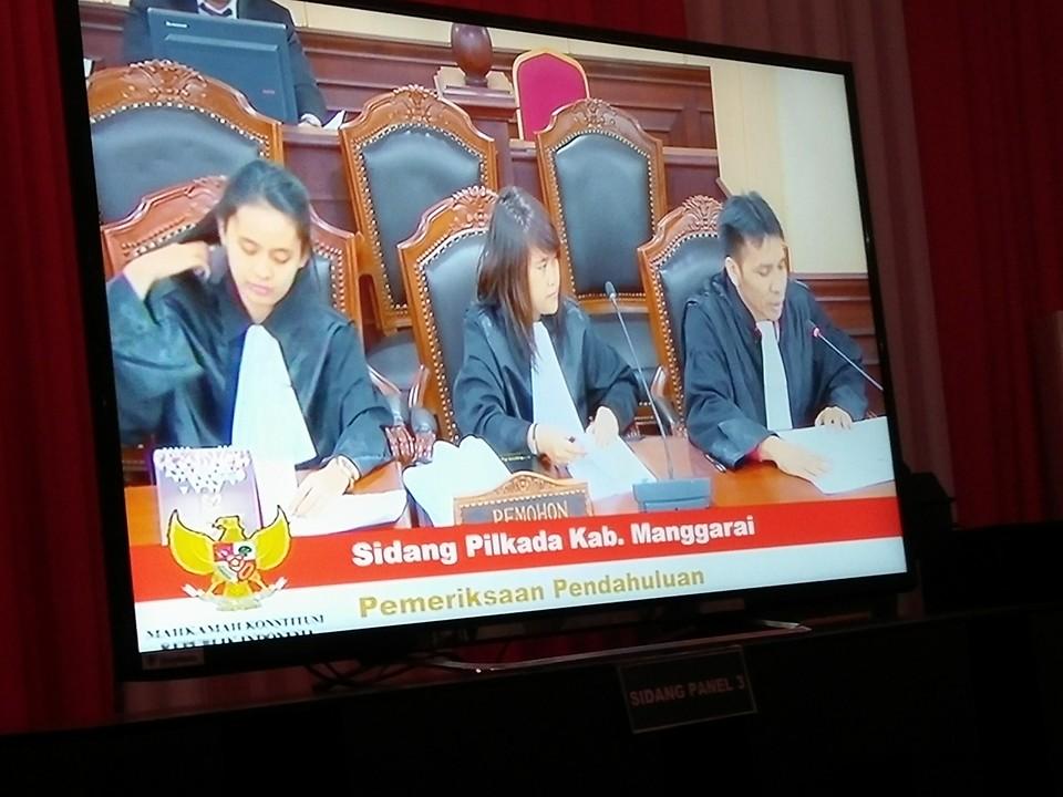 Dalil Heri-Adol Jadi Bahan Sindiran Hakim MK, Dikritik Pula Di Media Sosial