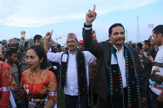 KPUD Manggarai; Pleno Penetapan Deno-Madur Dilakukan Besok