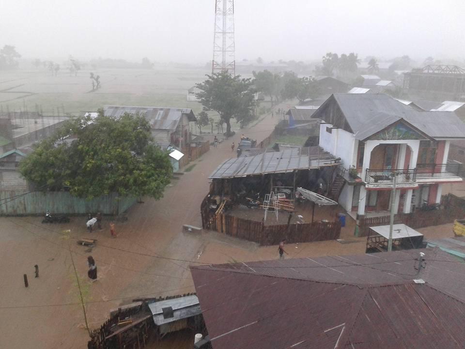 Reo Banjir,Ratusan Rumah Terendam