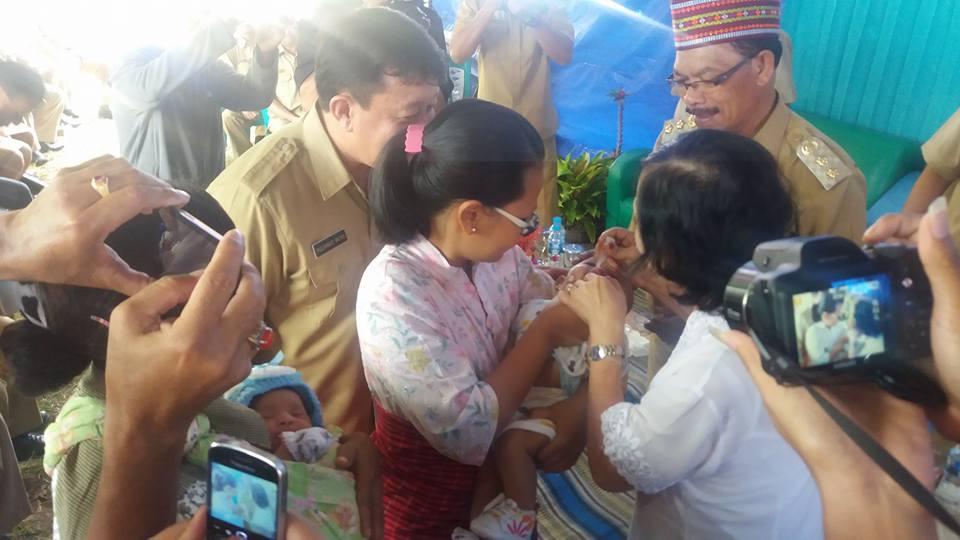 Manggarai 100 Persen Bebas Polio