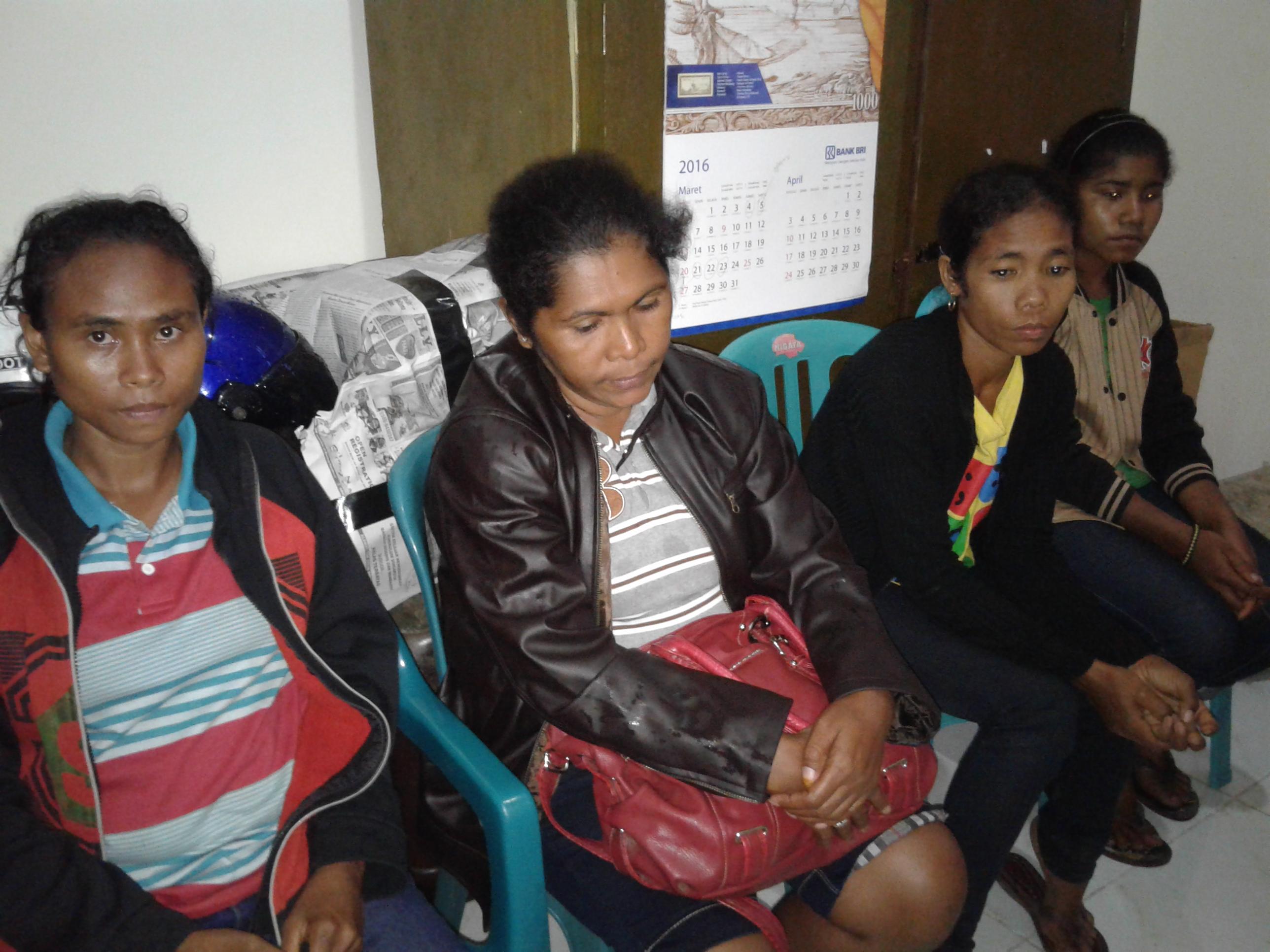 Polisi Manggarai Gagalkan Pengiriman Tenaga Kerja Ilegal Ke Jakarta