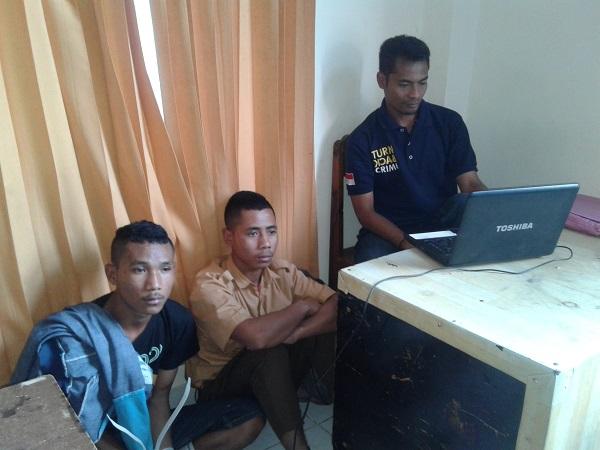 Mencuri Motor, Dua Pelajar SMK Di Ruteng Ditangkap