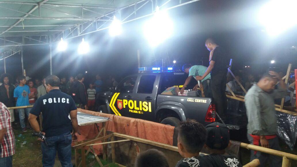Polisi Ringkus Bandar Judi Rolex Di Reo