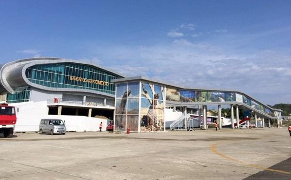 Ini Alasan Pengelola Parkiran Bandara Komodo Pungut Karcis Untuk Pejalan Kaki
