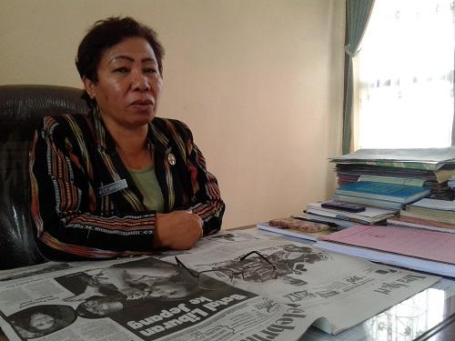 PKPT 2016,Inspektorat Manggarai Selamatkan Uang Temuan Hampir 1 Milyar