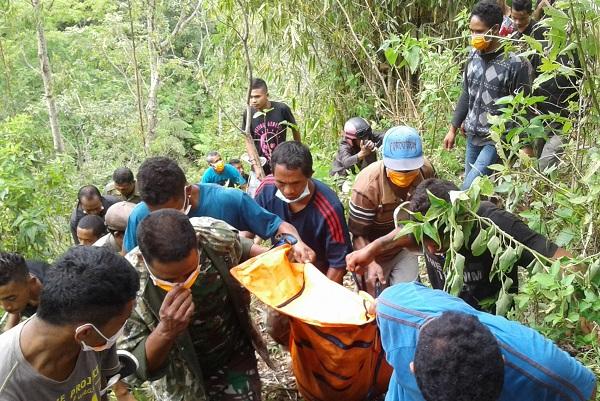 Geger, Penemuan Mayat Di Bangka Leda Ruteng