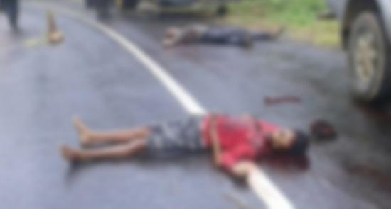 Dua Penjaga Lahan Di Rangko Dibunuh,Bule Australia Diamankan