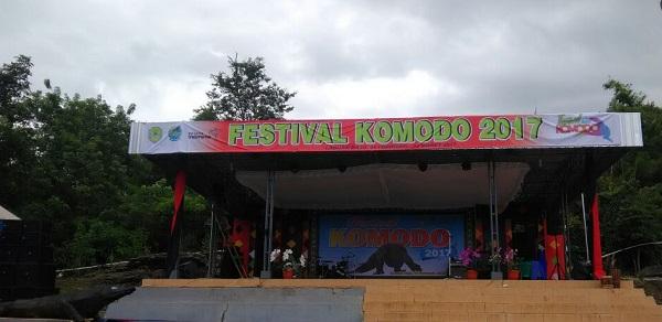 Festival Komodo, Demi Mendongkrak Kunjungan Wisatawan Ke Labuan Bajo