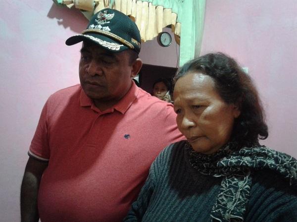 Di Ruteng, Bupati Ray Sambangi Kediaman Wartawati Yang Dibunuh Suami