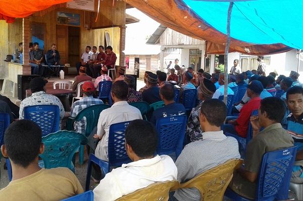 KisruhKompensasi SUTT Desa Wewo Berlanjut, Pemda Manggarai Turun Tangan