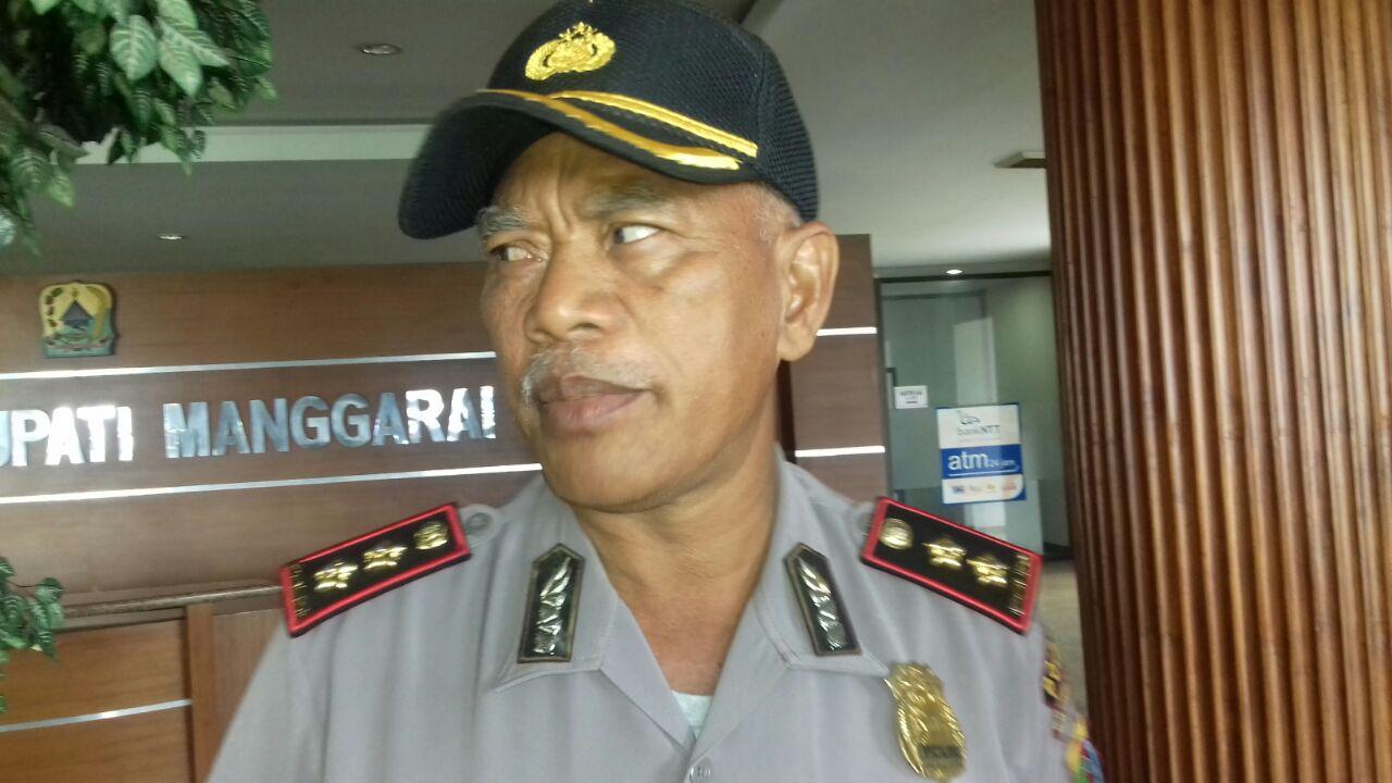 """Kapolres Manggarai : Laporkan Prilaku """"Nakal"""" Polisi"""