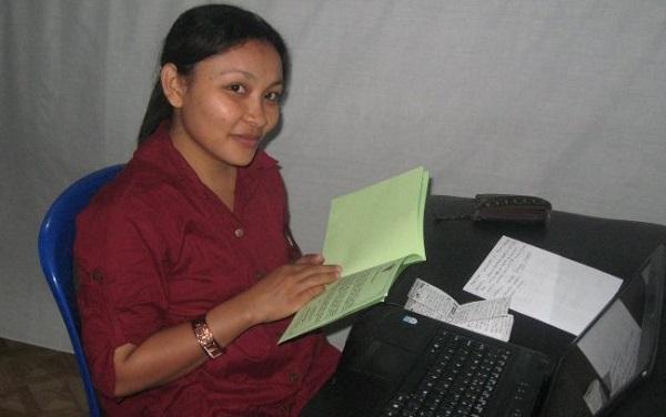 Wartawati Palu Ekspres Asal Ruteng Tewas Dianiaya Suami