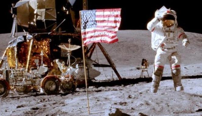 20-4-1972: Apollo 16 Mendarat di Bulan
