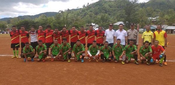DPD RI Buka Turnamen Sepak Bola Paskah