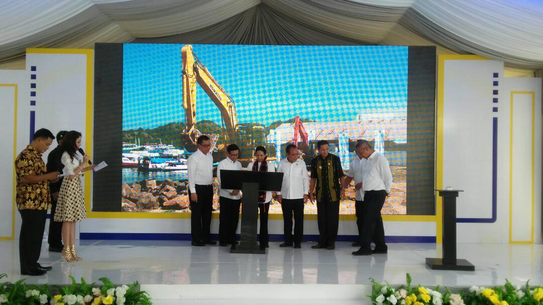 Bangun Marina dan Hotel di Labuan Bajo ASDP Siapkan Rp 400 Miliar