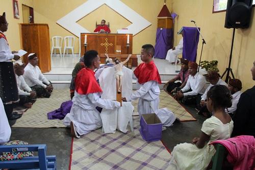 Menyaksikan Kematian Yesus di Dalam Penjara Ruteng