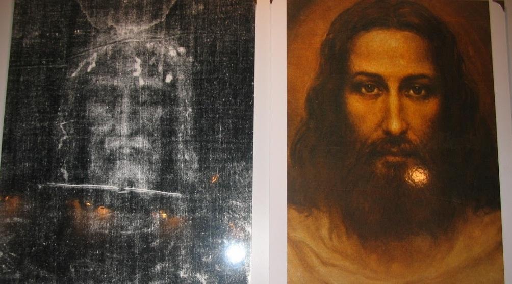 Misteri Kain Kafan Muka Yesus,Shroud Of Turin