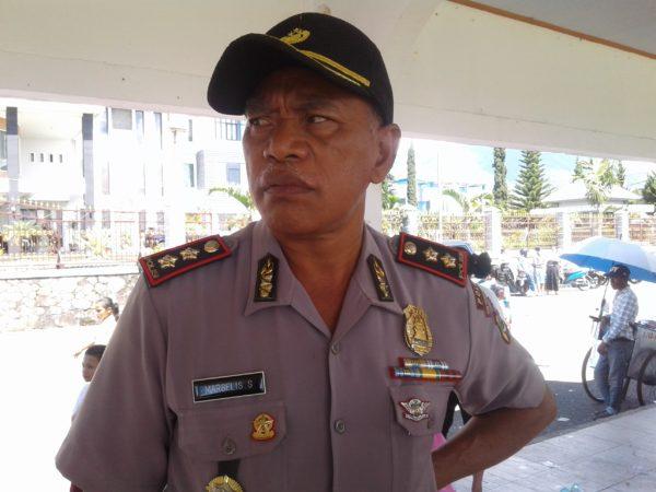Kapolres Manggarai : Polisi Bekingi Judi Lapor Saya
