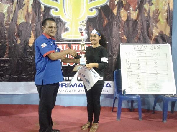 Smansa Langke Rembong dan SMP Imacullata juarai Primagama Mencari Juara 2017
