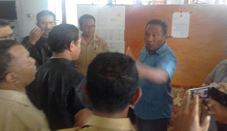 Anggota Dewan di Manggarai Mengamuk, Protes Proyek Pokir DPRD