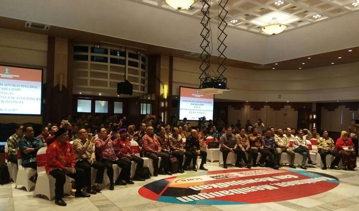 FAPP Meminta Presiden Jokowi Merespon Desakan Mundur ASN yang Memiliki Loyalitas Ganda (HTI)
