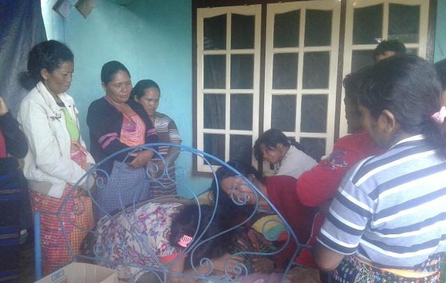 Petir Hantam Kelurahan Wali Langke Rembong, Satu Warga Tewas, Satu Dirawat