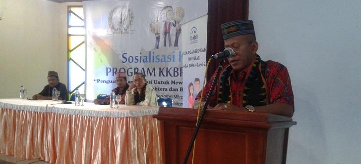 Sosialisasi KIE BKKBN di Manggarai Ajak Orang Muda Rancang Masa Depan