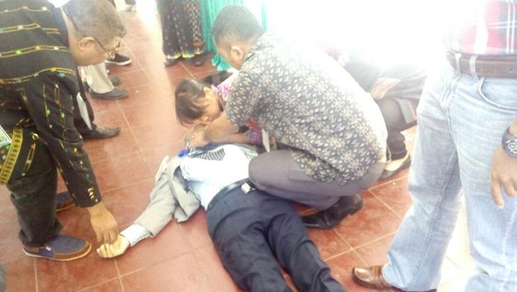 Nahas, Setelah Pingsan di Ruang Seminar,Dosen UNMER Malang Kemudian Meninggal
